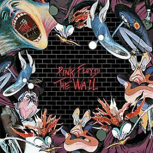 Album The Wall od początku w głowie jego twórcy jawił się co najmniej jako widowisko.