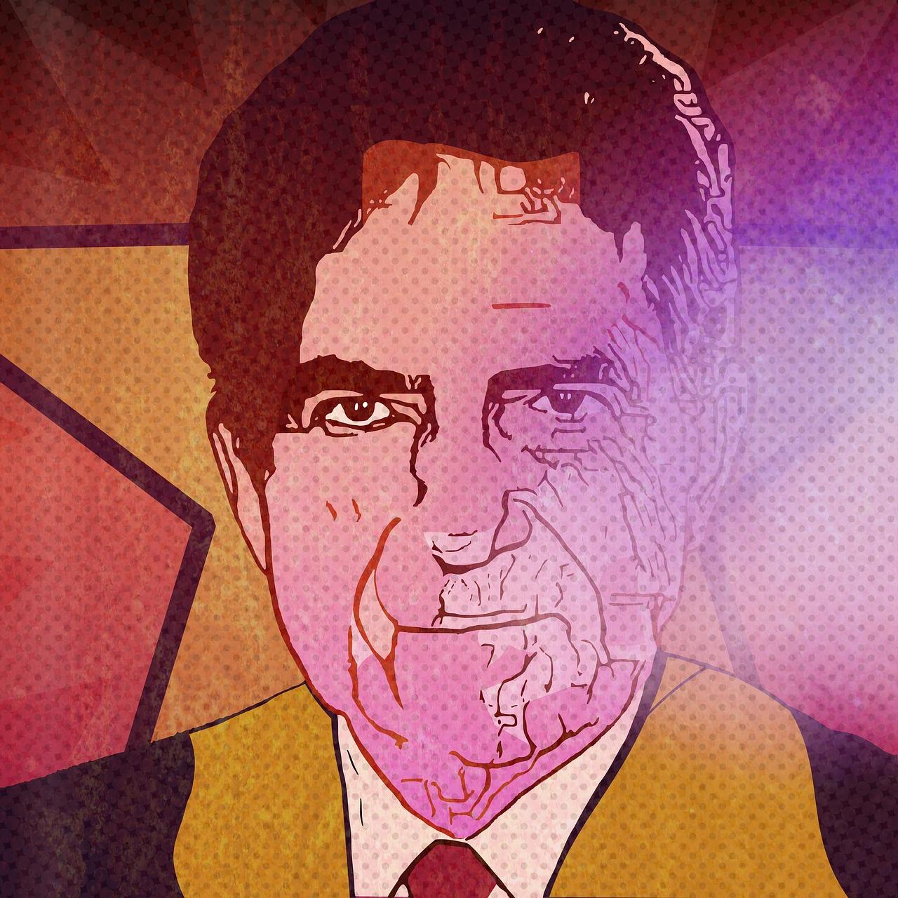 Nixon do końca zaprzeczał wszystkim zarzutom dotyczącym własnego udziału w aferze i próbach torpedowania śledztwa.